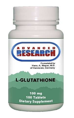 Image of L-Glutathione 100 mg