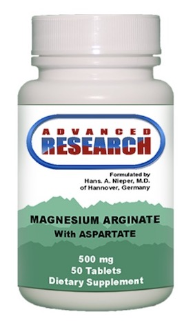 Image of Magnesium Arginate with Aspartate 500 mg