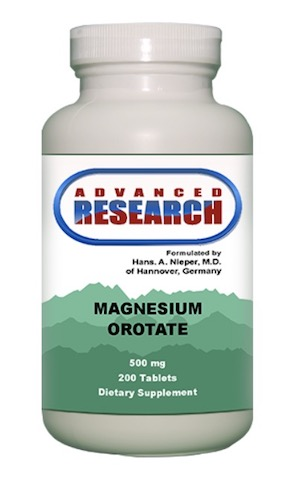 Image of Magnesium Orotate 500 mg