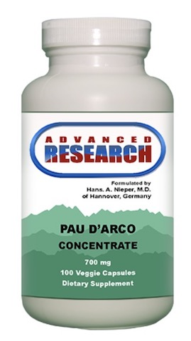 Image of Pau D'Arco Concentrate 700 mg