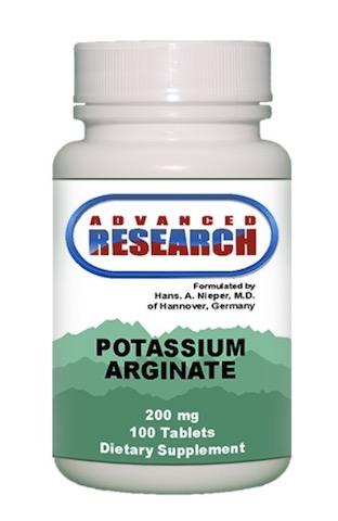 Image of Potassium Arginate 200 mg