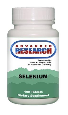 Image of Selenium 100 mcg