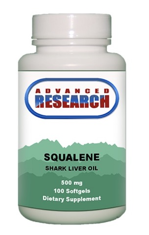 Image of Squalene (Shark Liver Oil) 500 mg