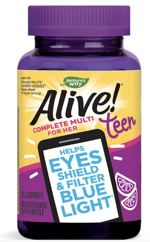 Image of Alive! Teen Multivitamin Gummy for Her