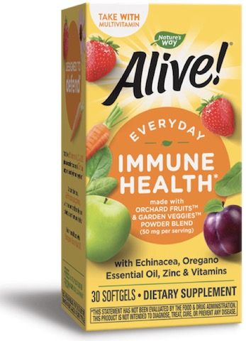 Image of Alive! Everyday Immune Health
