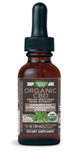 Image of CBD Oil Drops OrganIc Unflavored