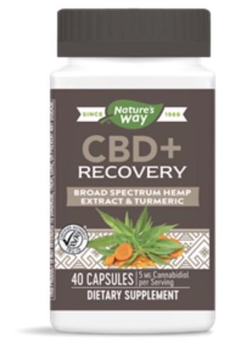 Image of CBD + Recovery