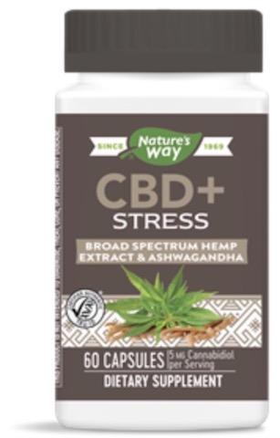 Image of CBD + Stress