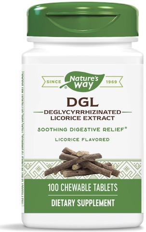 Image of DGL Chewable