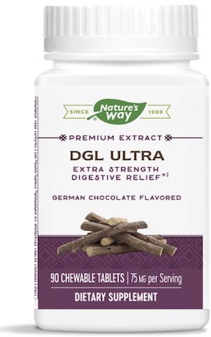 Image of DGL Ultra Chewable German Chocolate