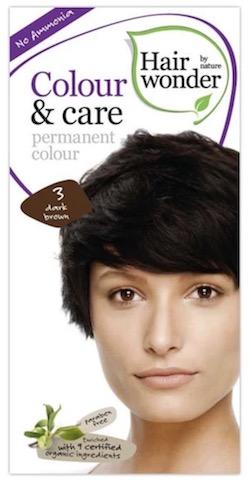 Image of Colour & Care Permanent Colour 3 Dark Brown