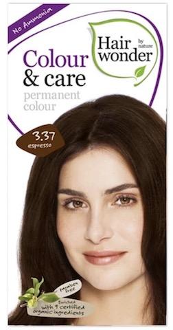 Image of Colour & Care Permanent Colour 3.37 Espresso