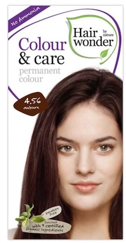 Image of Colour & Care Permanent Colour 4.56 Auburn