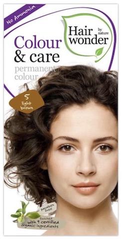 Image of Colour & Care Permanent Colour 5 Light Brown