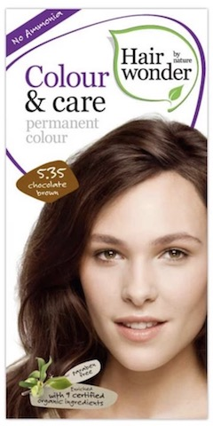 Image of Colour & Care Permanent Colour 5.35 Chocolate Brown