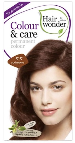 Image of Colour & Care Permanent Colour 5.5 Mahogany