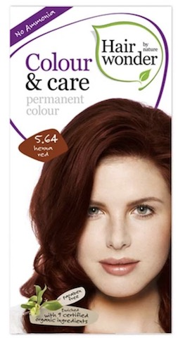 Image of Colour & Care Permanent Colour 5.64 Henna Red