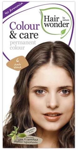 Image of Colour & Care Permanent Colour 6 Dark Blond