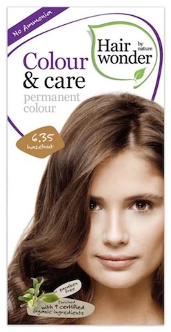 Image of Colour & Care Permanent Colour 6.35 Hazelnut