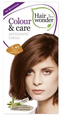 Image of Colour & Care Permanent Colour 6.45 Copper Mahogany