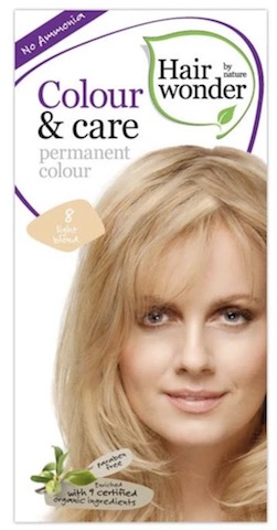 Image of Colour & Care Permanent Colour 8 Light Blond