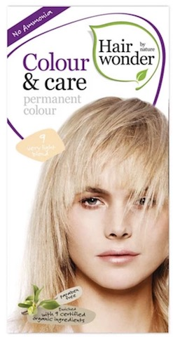 Image of Colour & Care Permanent Colour 9 Very Light Blond