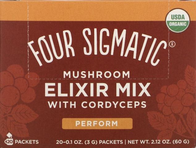Image of Mushroom Elixir Mix with Cordyceps Powder