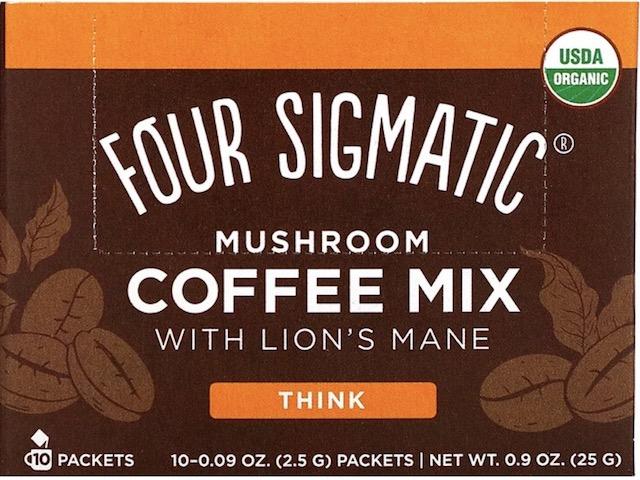 Image of Mushroom Coffee Mix with Lion's Mane Powder