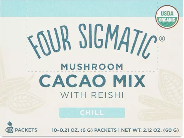 Image of Mushroom Cacao Mix with Reishi Powder