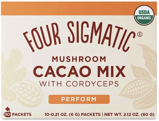 Image of Mushroom Cacao Mix with Cordyceps