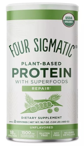 Image of Plant-Based Protein with Superfoods Powder Unflavored
