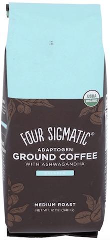 Image of Adaptogen Ground Coffee with Ashwagandha