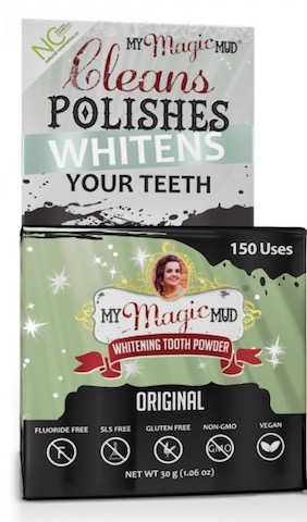 Image of Activated Charcoal Tooth Powder Original