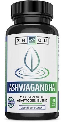 Image of Ashwagandha 600 mg (Adaptogen Blend)