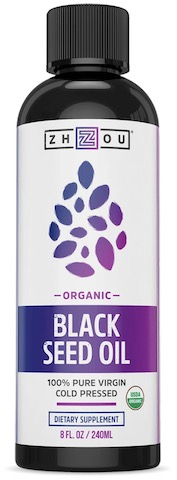 Image of Black Seed Oil Organic Liquid