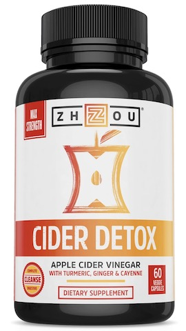 Image of Cider Detox (Apple Cider Vinegar) 650 mg