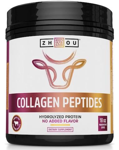 Image of Collagen Peptides (Type I & III Colalgen) Powder