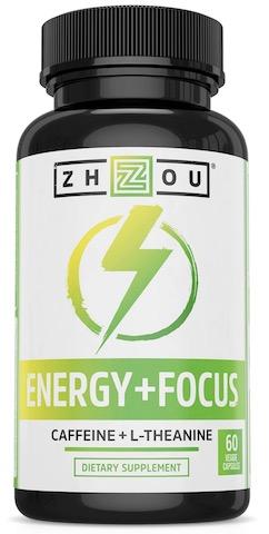 Image of Energy + Focus (Caffeine/L-Theanine)