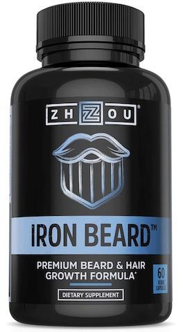 Image of Iron Beard (Beard & Hair Growth Formula)