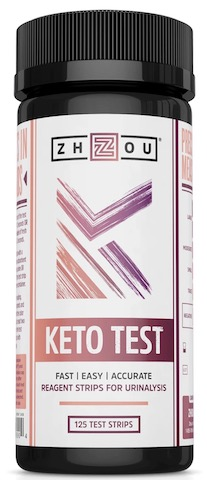 Image of Keto Test Strips