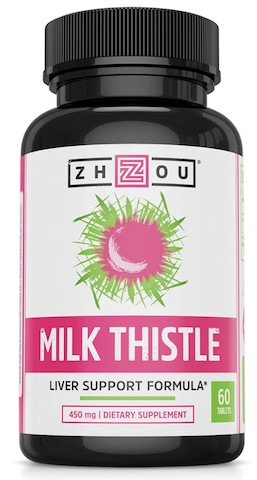Image of Milk Thistle 450 mg