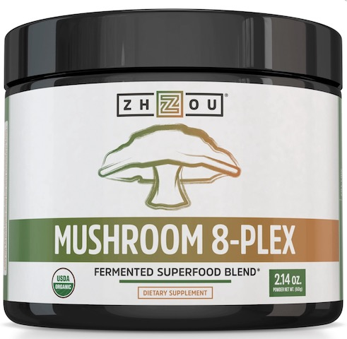 Image of Mushroom 8-Plex Powder