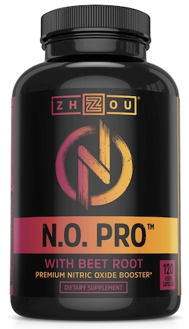 Image of N.O. Pro (Nitric Oxide Booster)