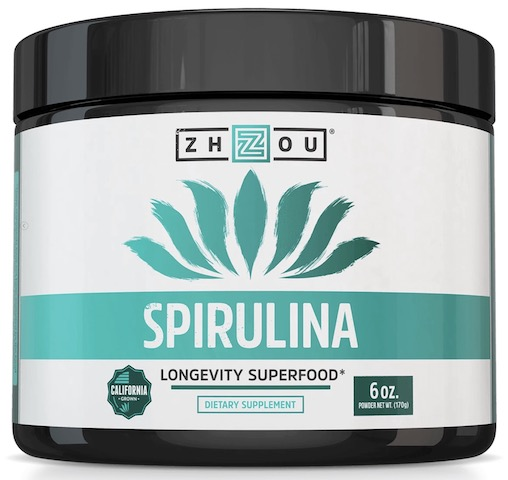 Image of Spirulina Powder