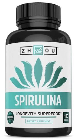 Image of Spirulina Tablet