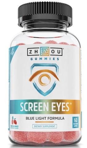 Image of Screen Eyes (Blue Light Formula) Gummies