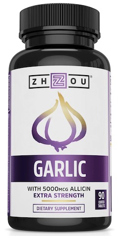 Image of Garlic 400 mg