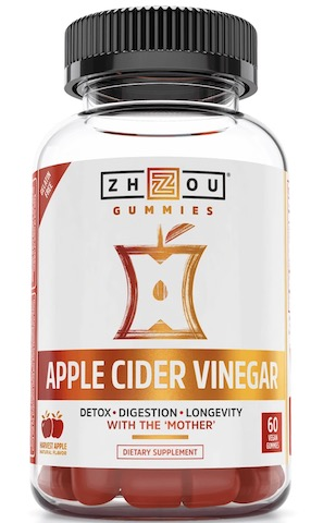 Image of Apple Cider Vinegar Gummies Apple
