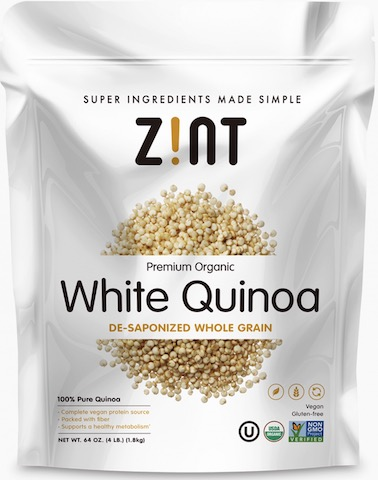 Image of Quinoa White Whole Grain Organic