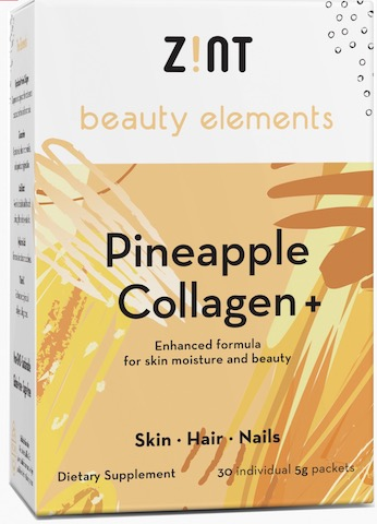 Image of Sweet Collagen + Powder Pineapple